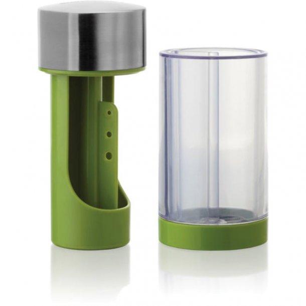 Microplane Persillehakker grøn/stål