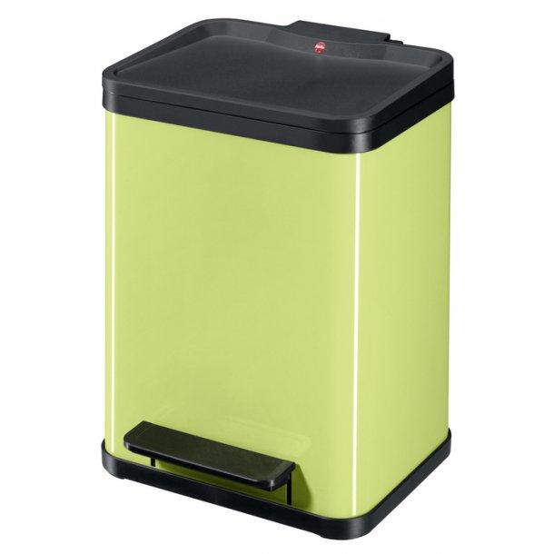Hailo affaldsspand Öko uno Plus M, lemon - 17 Liter