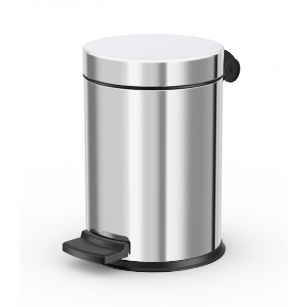 Hailo affaldsspand ProfiLine Solid, Rustfrit stål - 4 liter