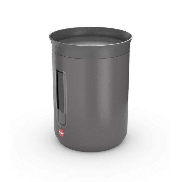 Hailo opbevaringsbeholder 0,8 l - mat sort