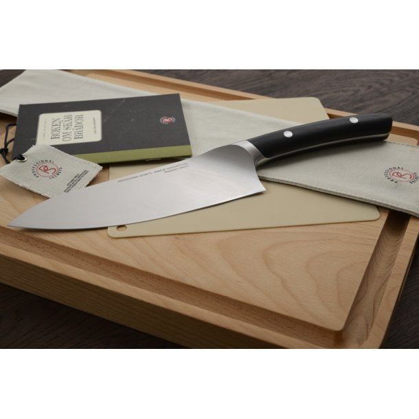 Professional Secrets Cutting Board With Beech 42x30x2.4 cm