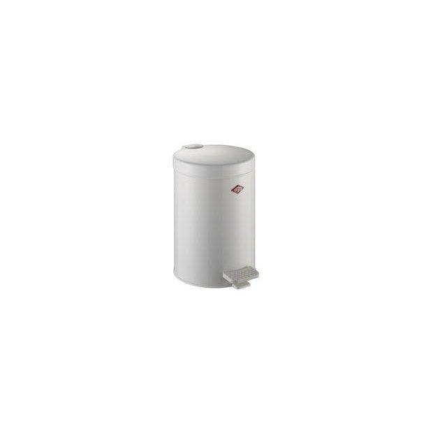 Wesco Pedalspand 5 Liter - Hvid
