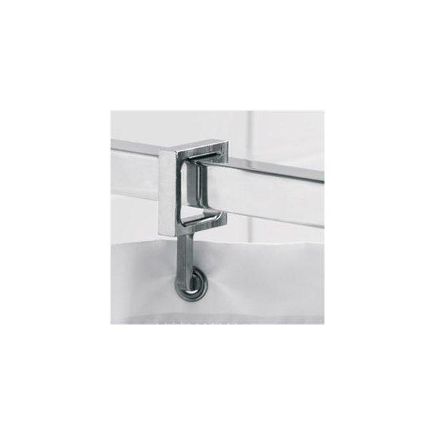 Croydex Elegant square curtain rod