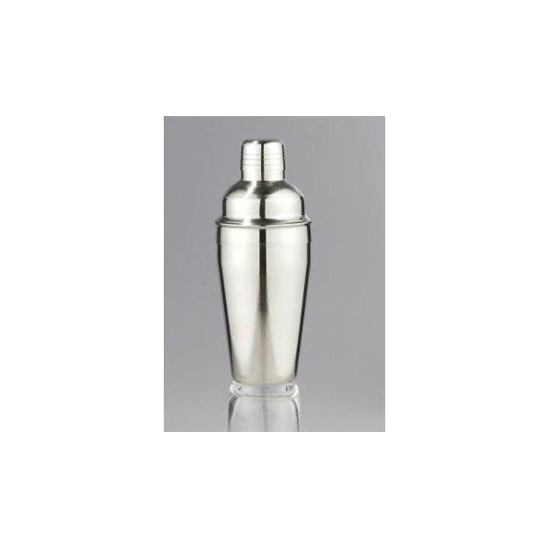 500 ml  Shaker - 18/8 stål