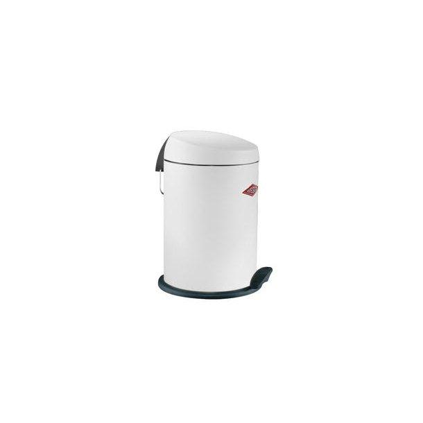 Wesco Capboy Pedalspand 13 Liter - Hvid
