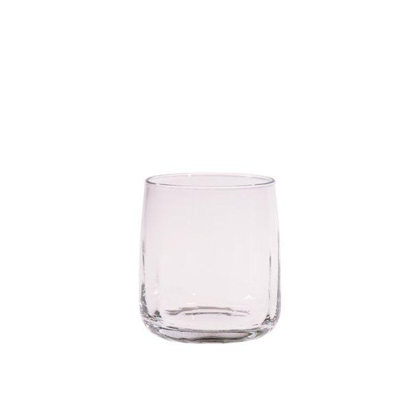 Aida SØHOLM Sonja - Waterglass Clear 30 cl facet pattern 2 pcs giftbox