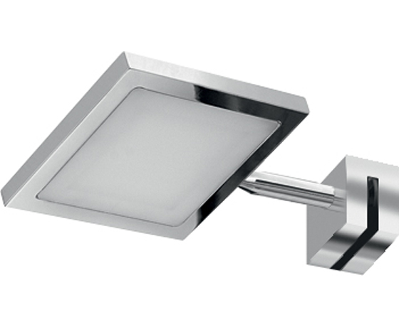Køb Gedy Ibiza LED lampe til spejl uden ramme - DK´s største udvalg af lamper
