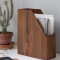 Neon Living FILE HOLDER - WALNUT
