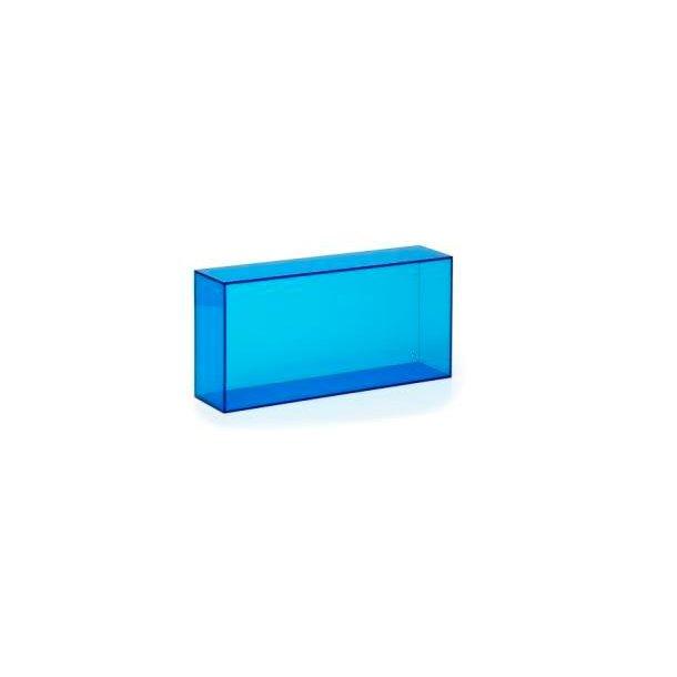 Neon Living Sættekasse Wall BOX Oblong - OCEAN BLUE