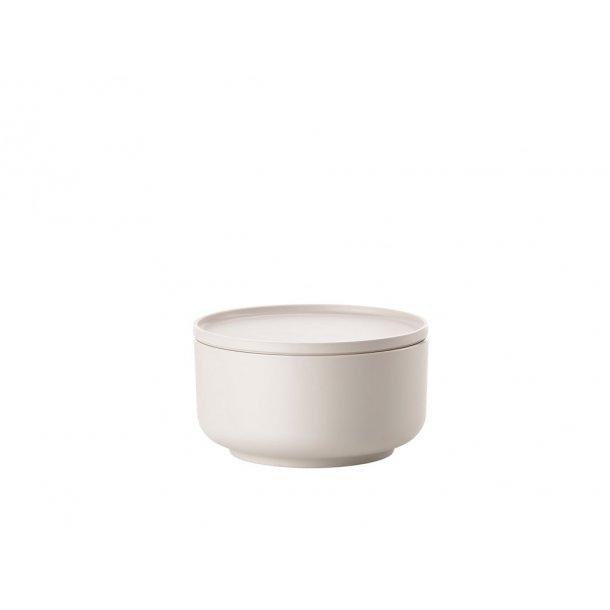 Zone Peili Skål Dia. 16 x 8,8 cm 1 liter Warm grey - melamin