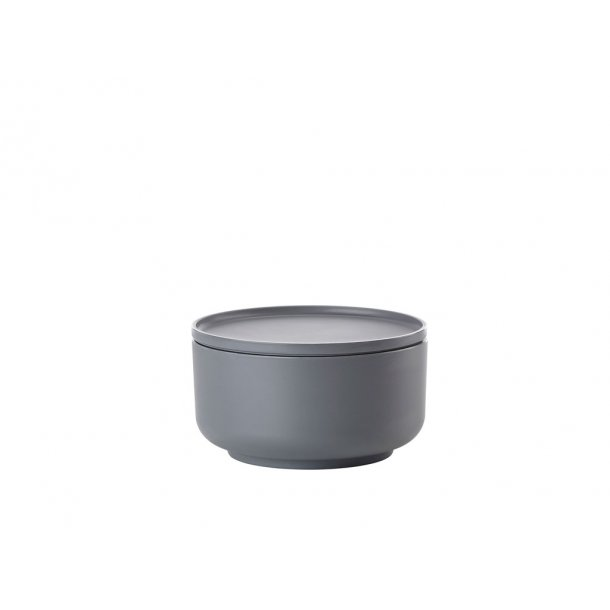 Zone Peili Bowl Dia. 16 x 8,8 cm 1 liter Cool Grey - melamin