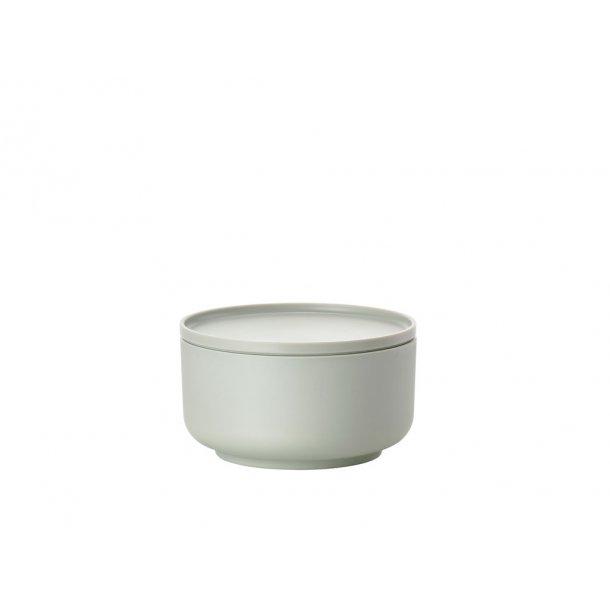 Zone Peili Skål Dia. 16 x 8,8 cm 1 liter Ice Green - melamin