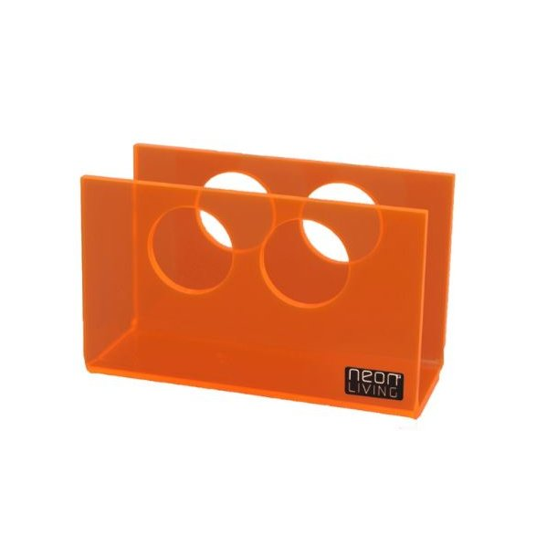Neon Living Servietholder Napkin U - Orange