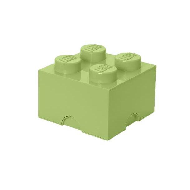 LEGO Opbevaringsklods 4 - Spring Yellowwish