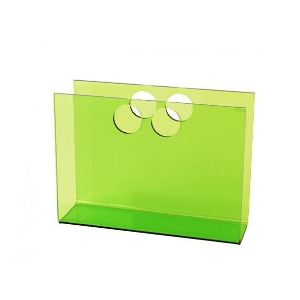 Neon Living Papirholder Paper U - Grøn