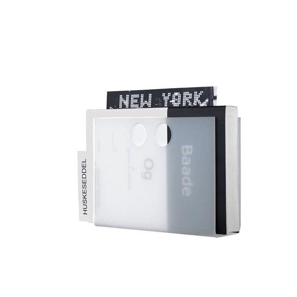 Neon Living Papirholder Paper U - Hvid
