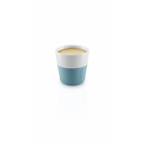 Eva Solo Espresso krus, 2 stk. 80 ml - Arctic blue