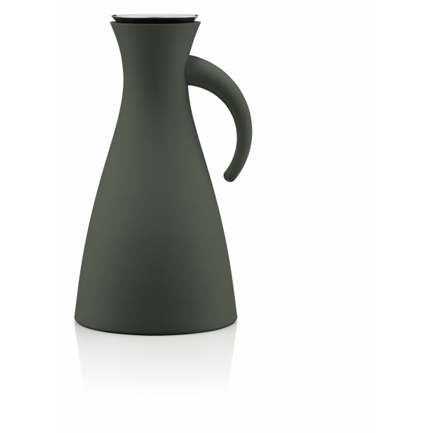 Eva Solo Thermokande with drip free edge - Forest green 1.0 l