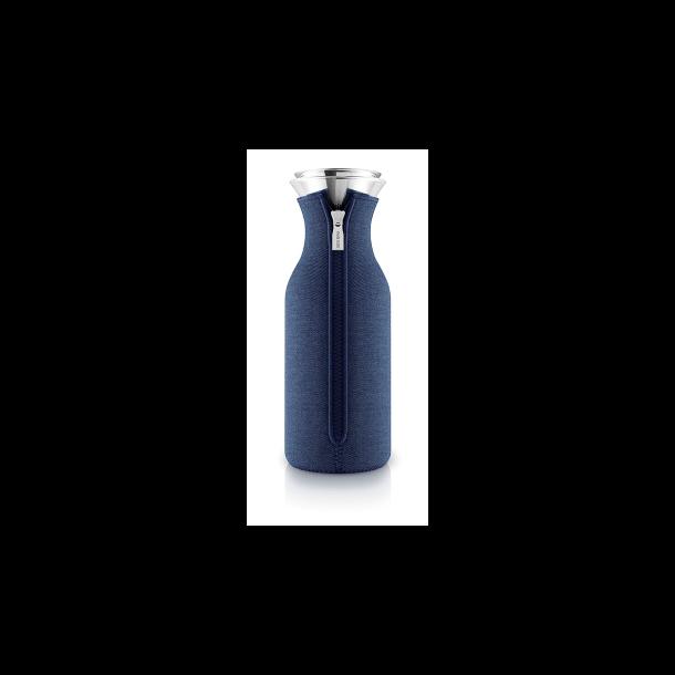 Køb Eva Solo Køleskabskaraffel med vippelåg - Woven Navy blue 1,0 l - PRISGARANTI på karafler