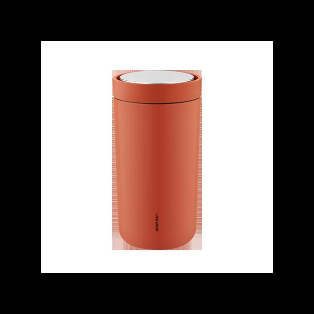 Stelton To Go Termokrus 360 Click 0,2 Liter - Soft Rosehips