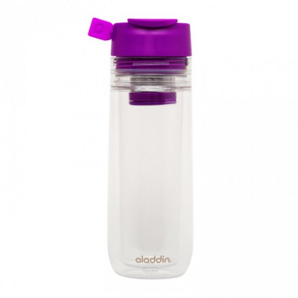 Aladdin Tea Infuser Mug 0.35L, purple