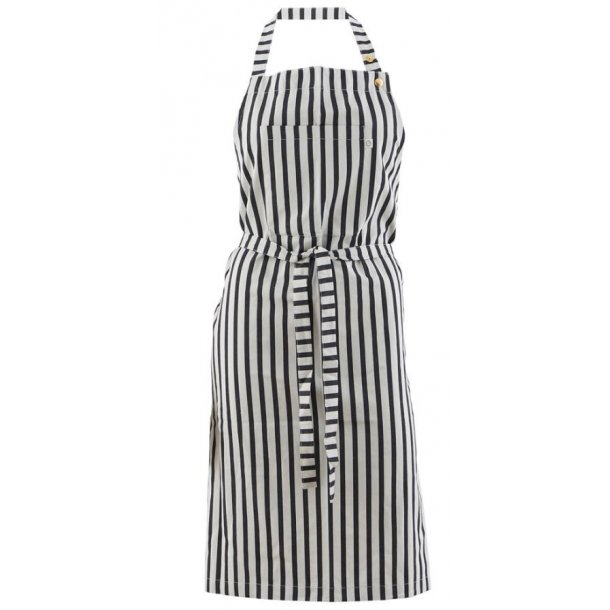 House Doctor striped apron