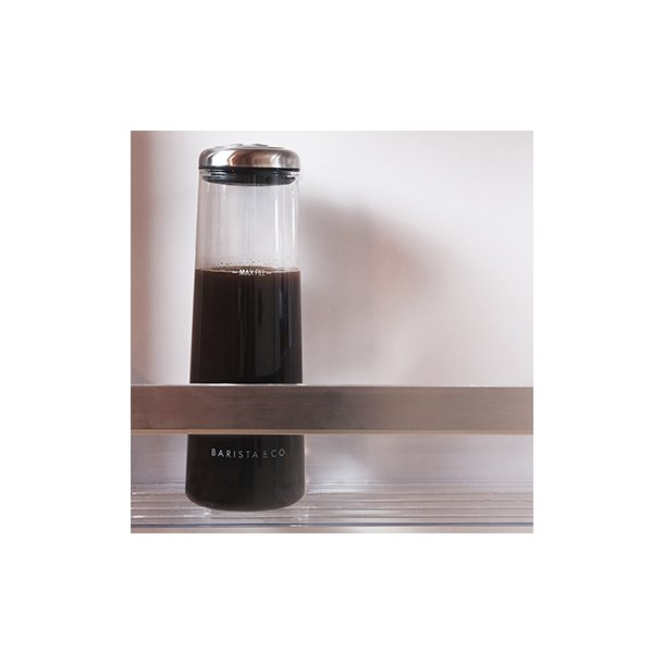 Barista & Co Glass decanter, coffee / tea brewing 800ml