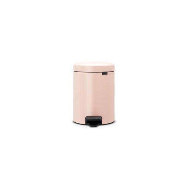 Brabantia Pedalspand newIcon 5 Liter Clay Pink
