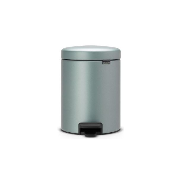 Brabantia Pedalspand newIcon 5 Liter Metallic Mint