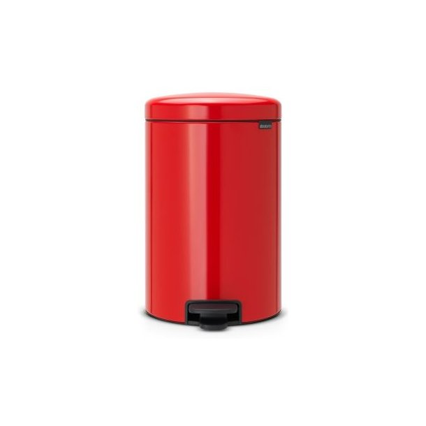 Brabantia Pedalspand newIcon 20 Liter Passion Red / Rød