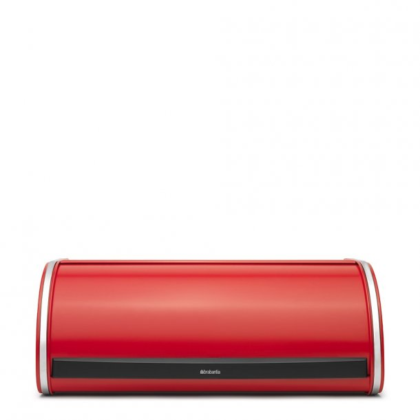 Brabantia Roll Top Bread Box Passion Red / Red