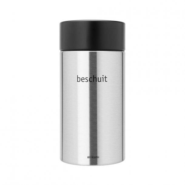 Brabantia Pocket Bag 1.7 ltr. Matt Steel Fingerprint Proof