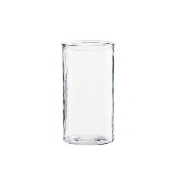 House Doctor Vase, Cylinder, Dia.: 13 cm h.: 24 cm