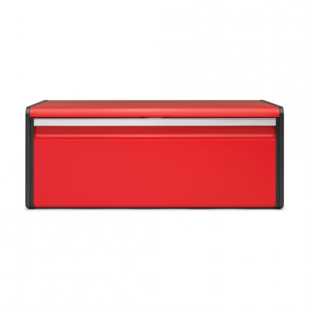 Brabantia Breadbox Fall Front Passion Red