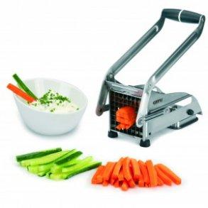 GEFU Pomfrit- og grøntsagsjern 12x12 mm