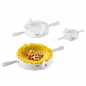 GEFU Ravioliformer i plast sæt m/3 dele