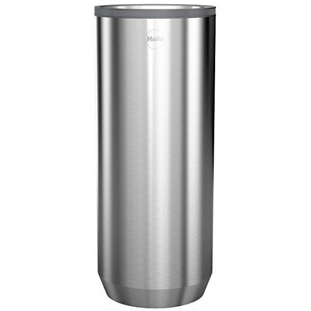 Hailo Storage container 1,5 liter Stainl. st. anti-fingerprint