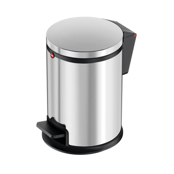 Hailo Affaldsspand Pure S 3 Liter - rustfrit stål