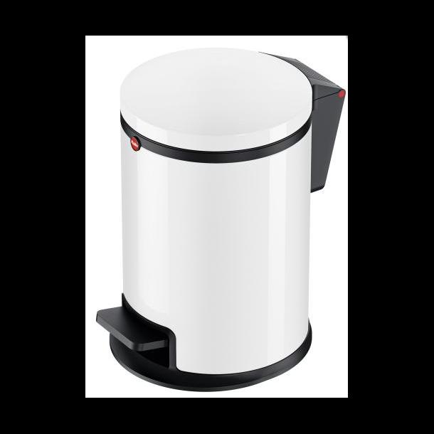 Hailo Affaldsspand Pure S 3 Liter - hvid
