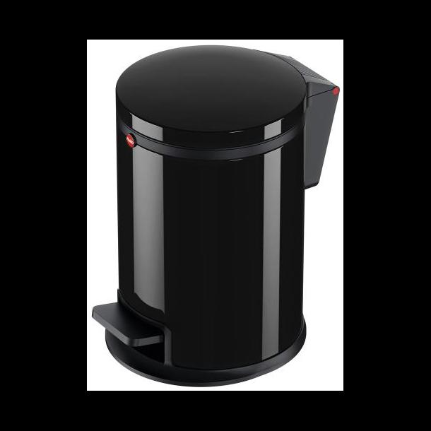 Hailo Affaldsspand Pure S 3 Liter - sort