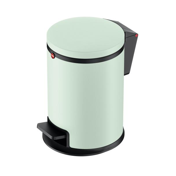 Hailo Affaldsspand Pure S 3 Liter - mynte mat