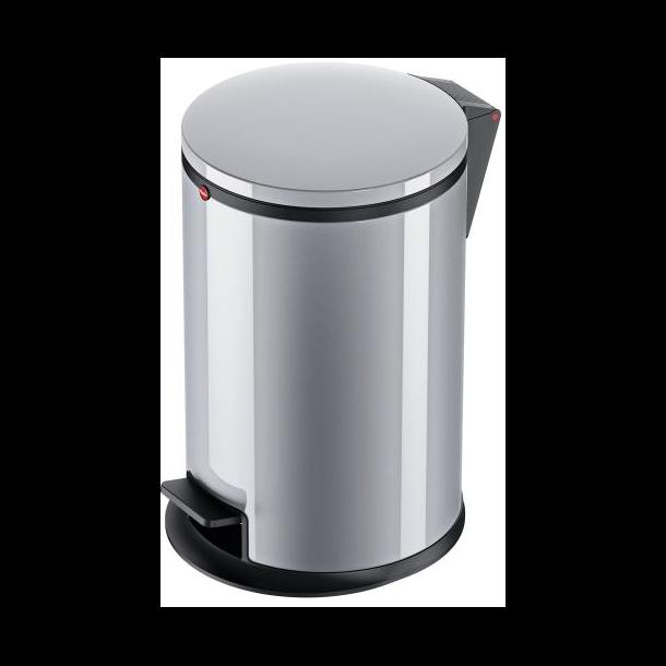 Hailo Affaldsspand Pure M 12 Liter Silver