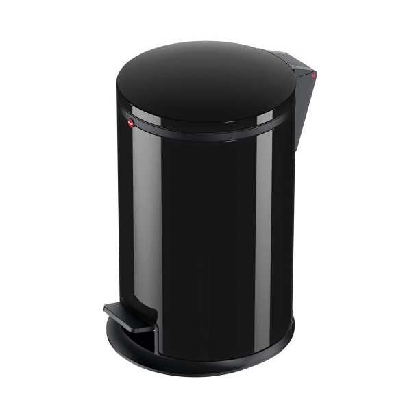 Hailo Affaldsspand Pure M 12 Liter sort
