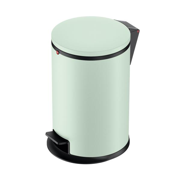 Hailo Affaldsspand Pure M 12 Liter mynte matte