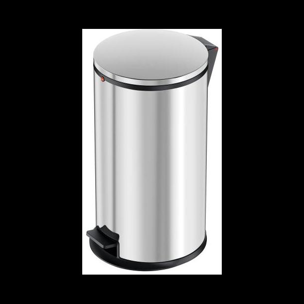 Hailo Affaldsspand Pure L Rustfrit Stål - 25 Liter