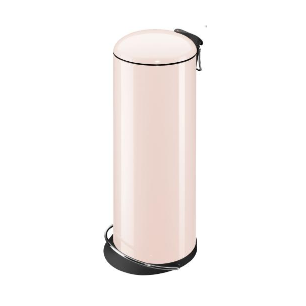 Hailo Affaldsspand TOPdesign L, støvet pink - 24 Liter