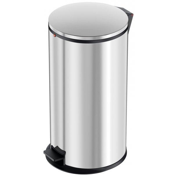 Hailo Affaldsspand Pure XL Rustfrit stål - 44 Liter