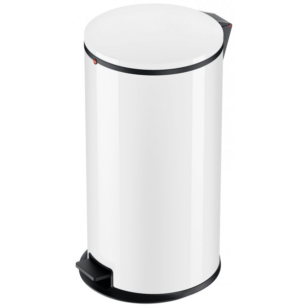 Hailo Affaldsspand Pure XL hvid - 44 Liter