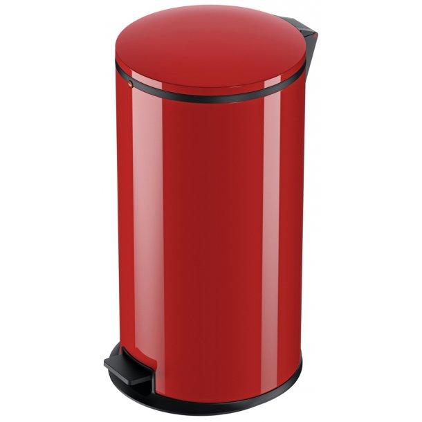Hailo Affaldsspand Pure XL Rød - 44 Liter