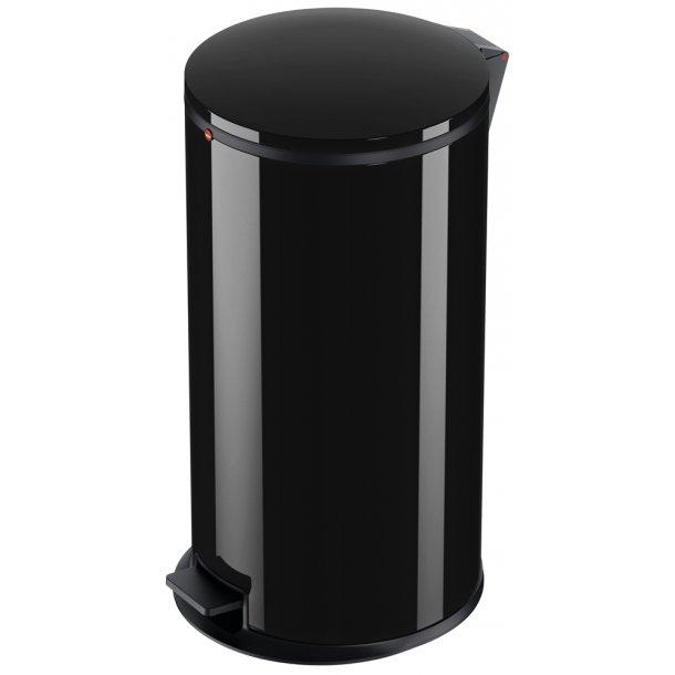 Hailo Affaldsspand Pure XL sort - 44 Liter